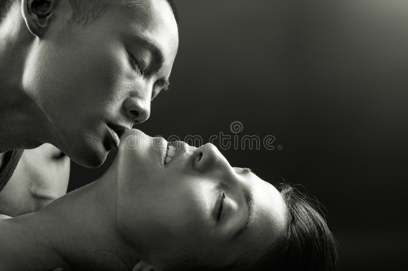 Het Paar van de manier stock fotografie