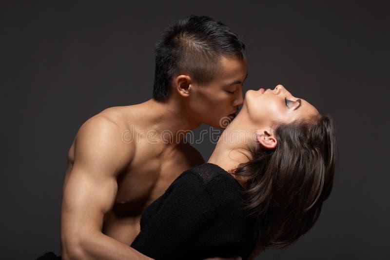 Het Paar van de manier stock foto