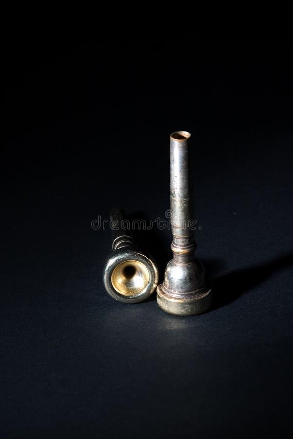 Download Het paar van het mondstuk stock afbeelding. Afbeelding bestaande uit instrument - 36303