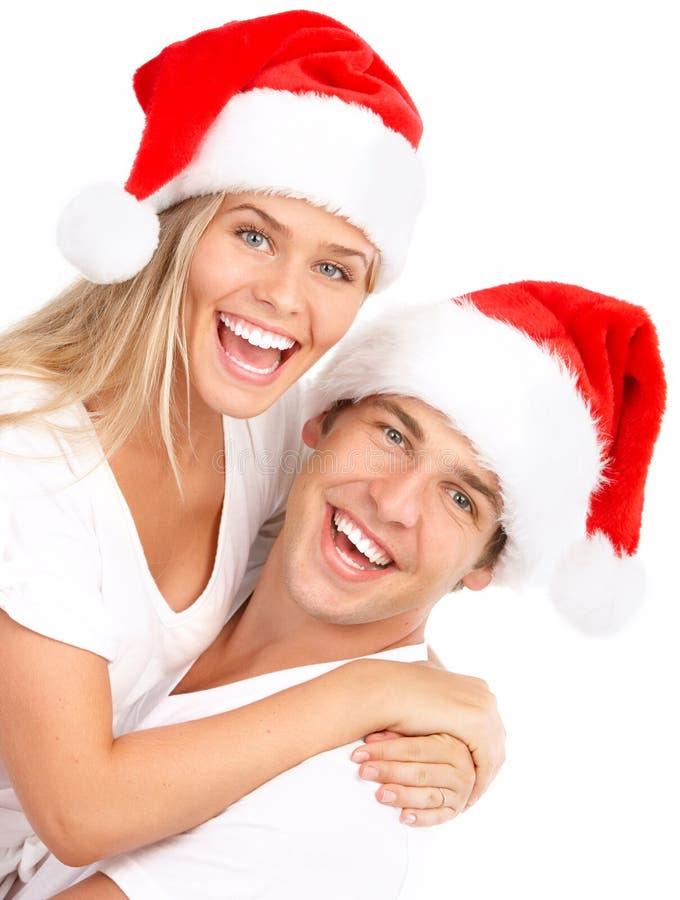 Het paar van Kerstmis