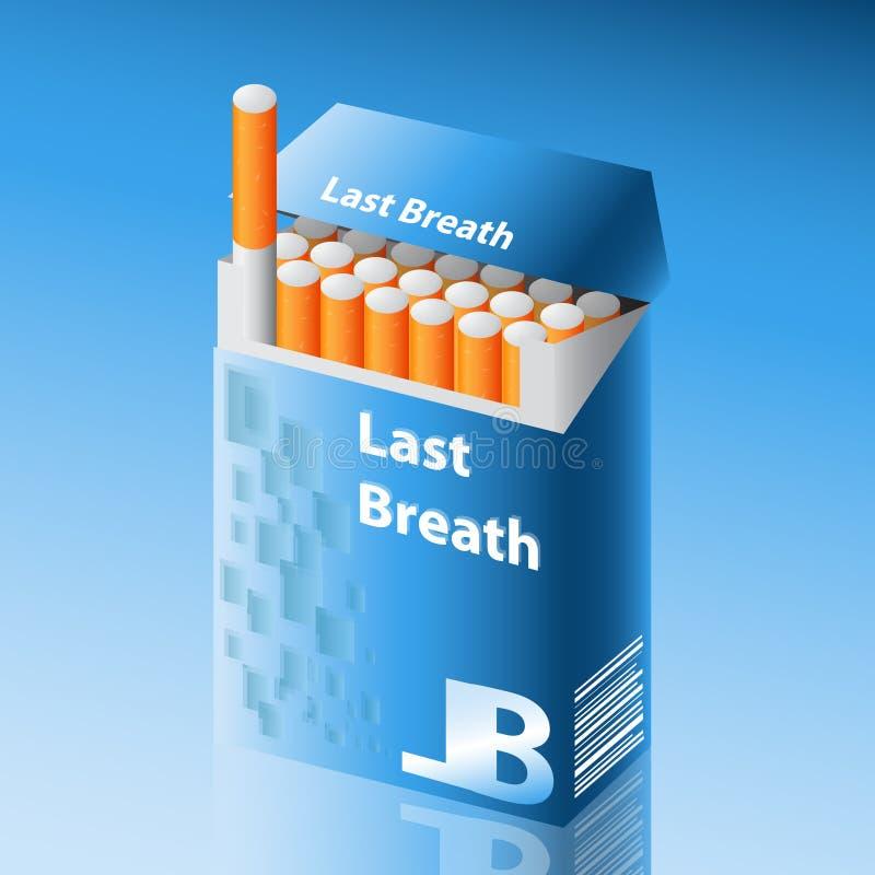 Het pak van de sigaar royalty-vrije stock fotografie