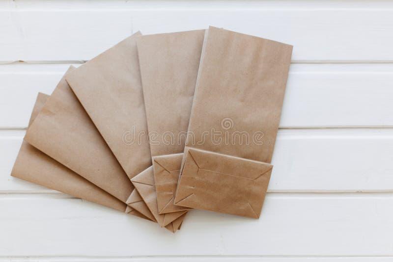 Het Pakket van de Ecologicambacht stock foto's