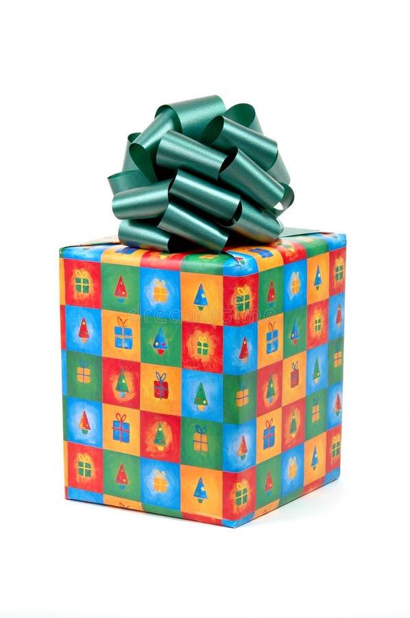 Het Pakket van Kerstmis royalty-vrije stock foto