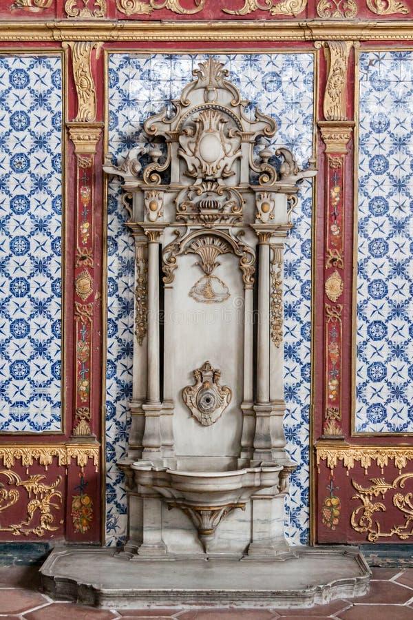 Het Paleis Istanboel van Topkapi royalty-vrije stock fotografie