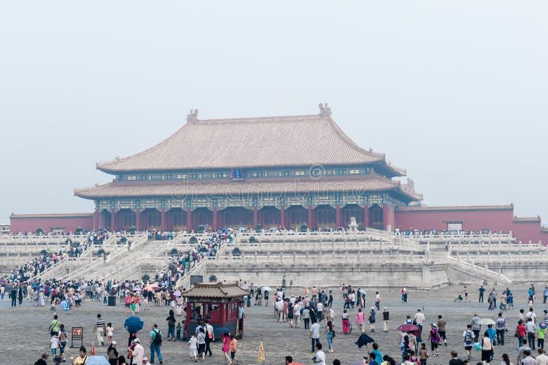 Het Paleis van de keizer stock fotografie