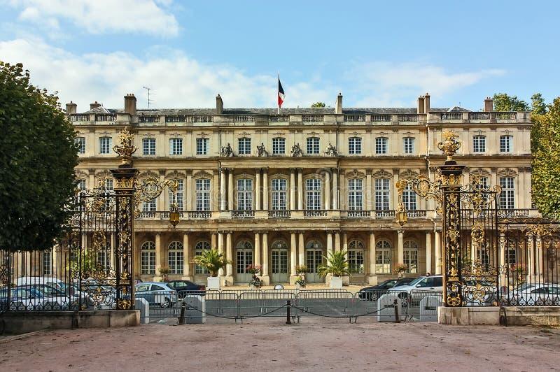 Nancy, Frankrijk royalty-vrije stock afbeeldingen