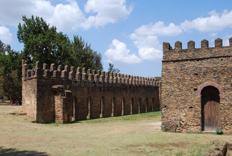 Het Paleis van Fasiladas royalty-vrije stock afbeelding