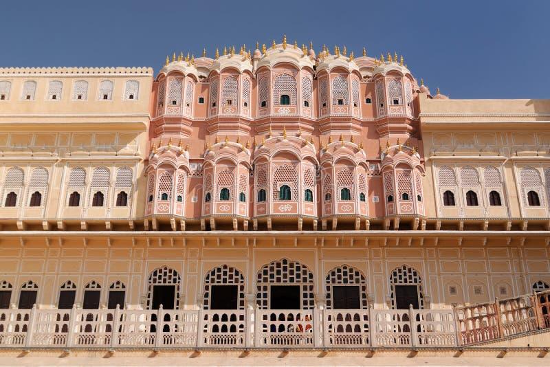 Het paleis van India royalty-vrije stock foto's