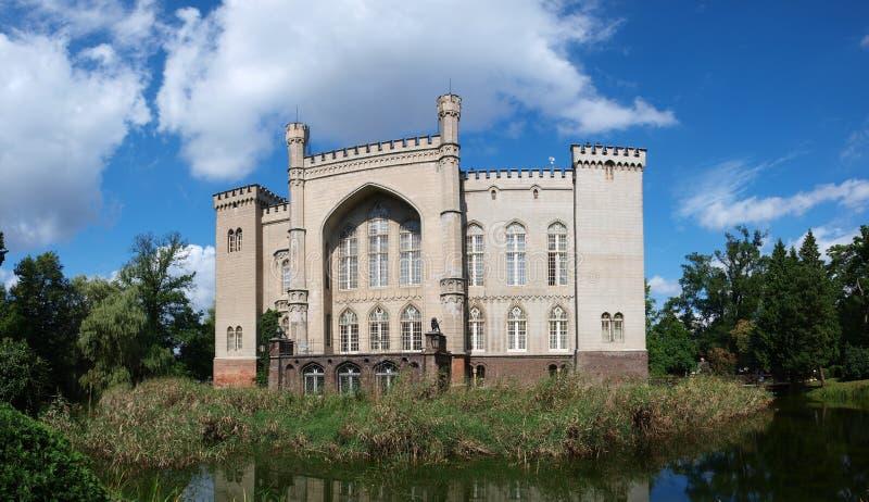 Het paleis van Kornik, Polen royalty-vrije stock afbeeldingen
