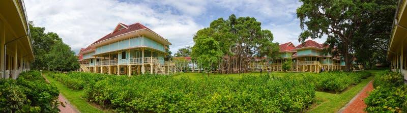 Het Paleis van Mrigadayavan stock afbeelding