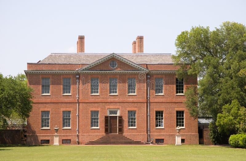 Het Paleis van Tryon royalty-vrije stock afbeeldingen