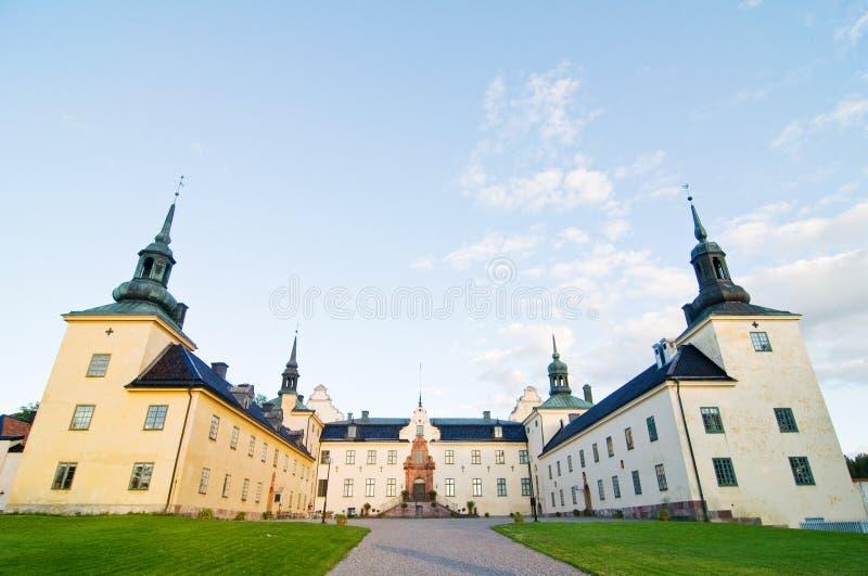Het Paleis van Tyreso, Zweden royalty-vrije stock afbeelding