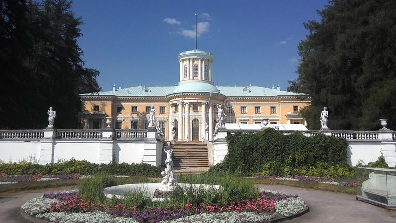 Het Paleis van Yusupovs stock fotografie