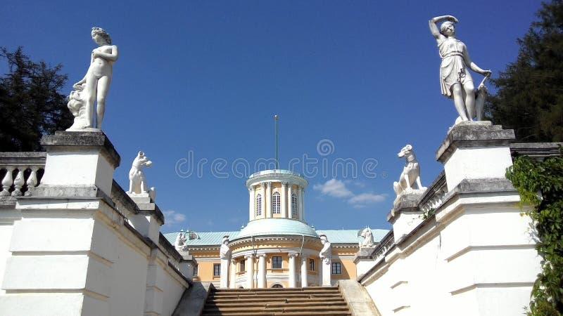 Het Paleis van Yusupovs stock foto's