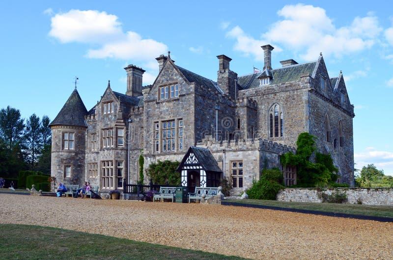 Het Paleishuis en Tuinen van Beaulieu royalty-vrije stock fotografie