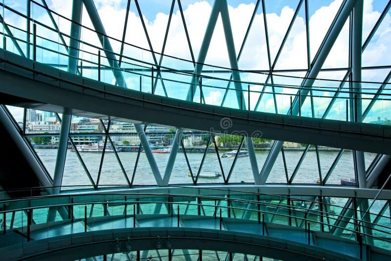 Het panorama van de trap royalty-vrije stock fotografie