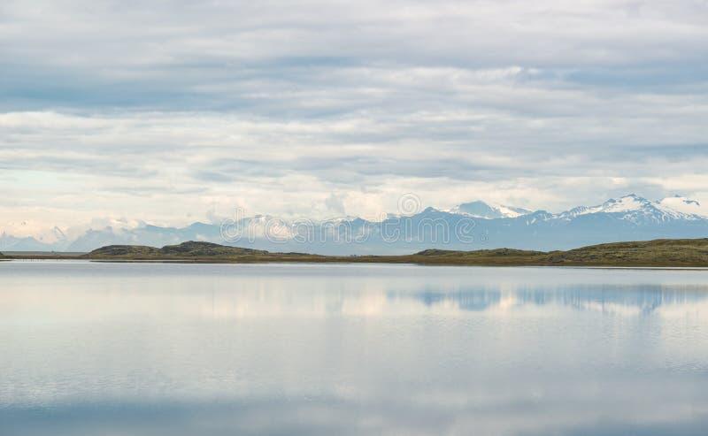 Het panorama van IJsland royalty-vrije stock afbeeldingen