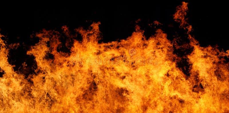 Het panoramaXxl- dossier van de brand stock afbeeldingen