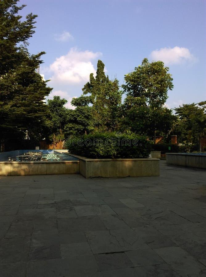 Het park royalty-vrije stock afbeelding