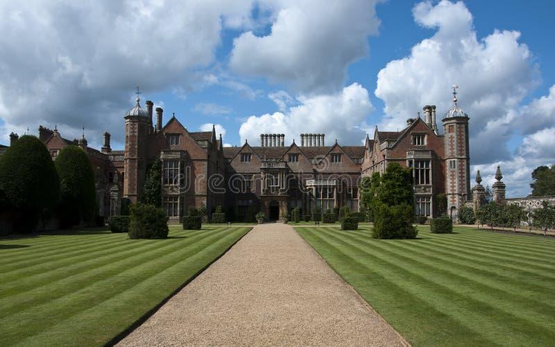 Het Park van Charlecote royalty-vrije stock afbeeldingen