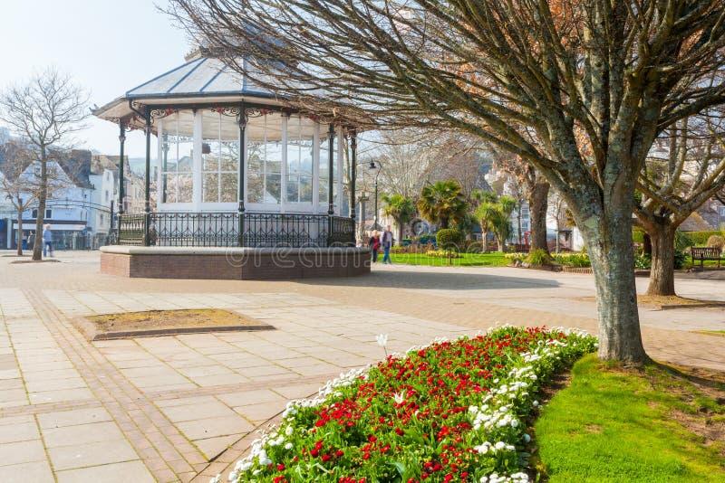 Het Park van Dartmouth royalty-vrije stock afbeeldingen