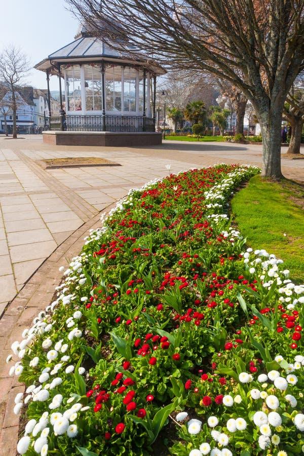 Het Park van Dartmouth stock afbeelding