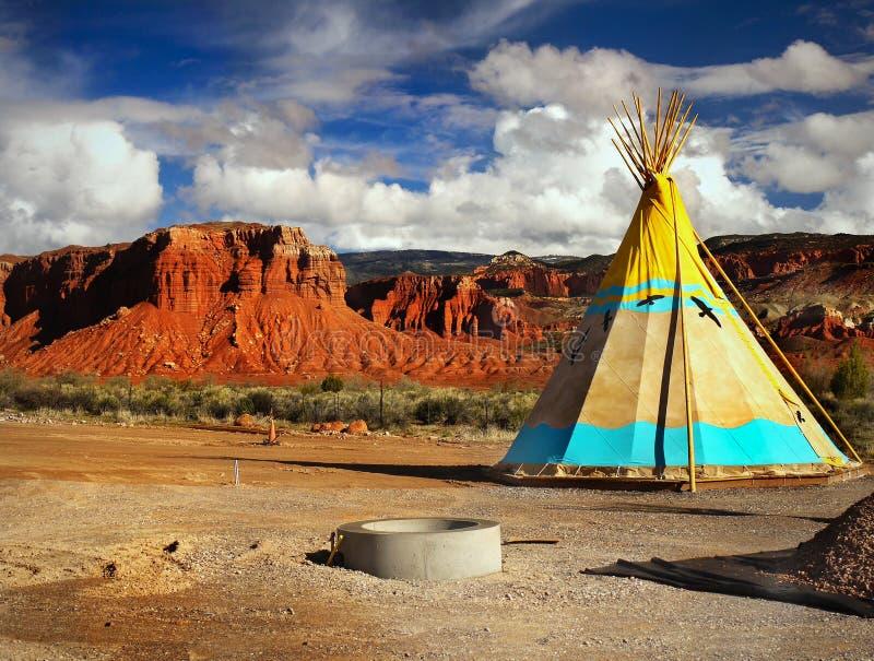 Het Park van de Staat van de koboldvallei, het Landschapsaantrekkelijkheid van Utah stock fotografie
