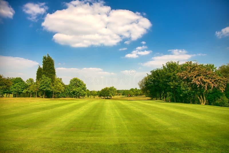 Het park van het golf stock foto
