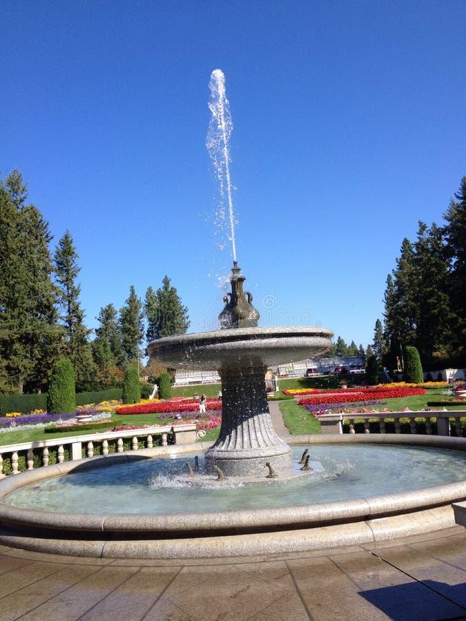 Het Park van Spokane stock fotografie