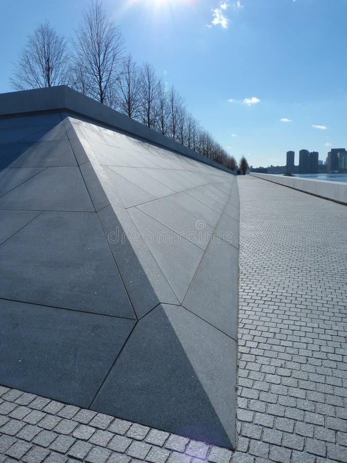 Het Park van vier Vrijheden royalty-vrije stock afbeelding
