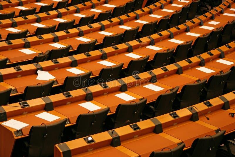 Het Parlement stock afbeelding