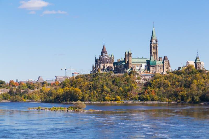 Het Parlement Heuvel van het Westen stock foto