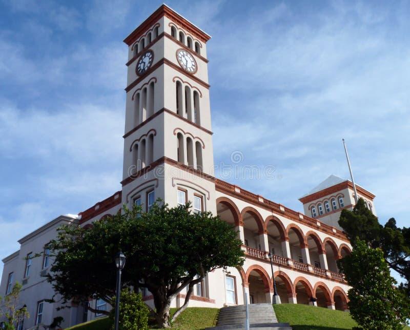 Het Parlement van de Bermudas royalty-vrije stock foto