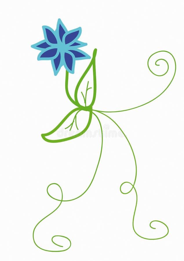 Het patroon van de bloem royalty-vrije stock foto's