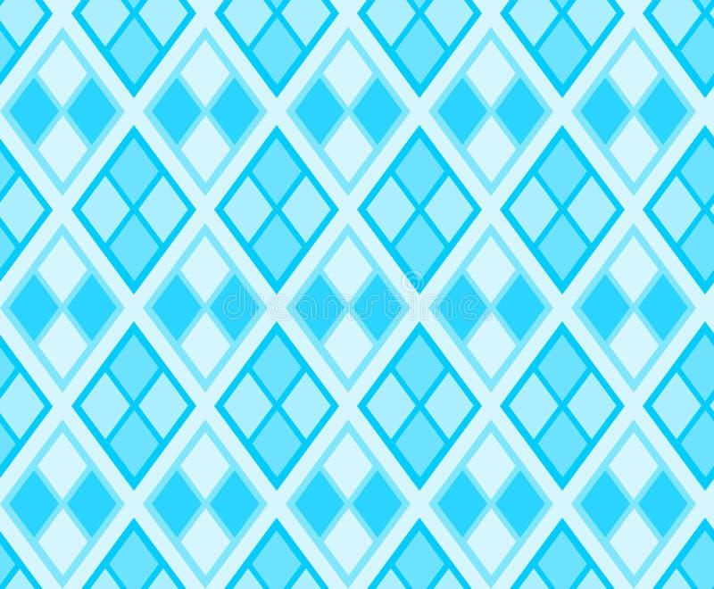 Download Het patroon van de diamant vector illustratie. Illustratie bestaande uit dekking - 29501736