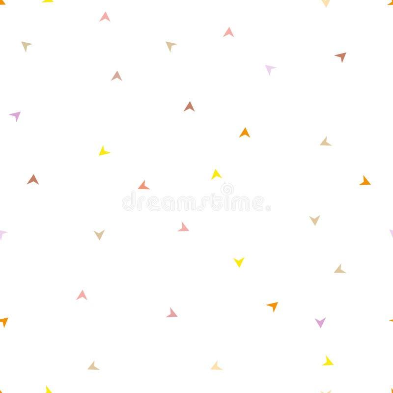 Het patroon van de driehoek royalty-vrije stock fotografie