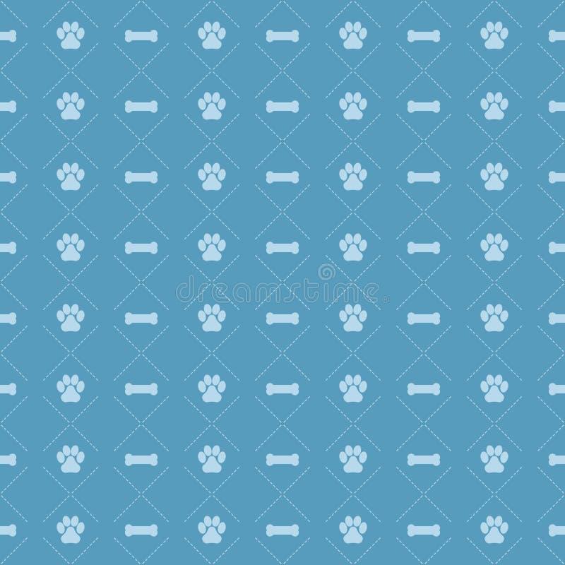 Het Patroon van de hond en van het Been