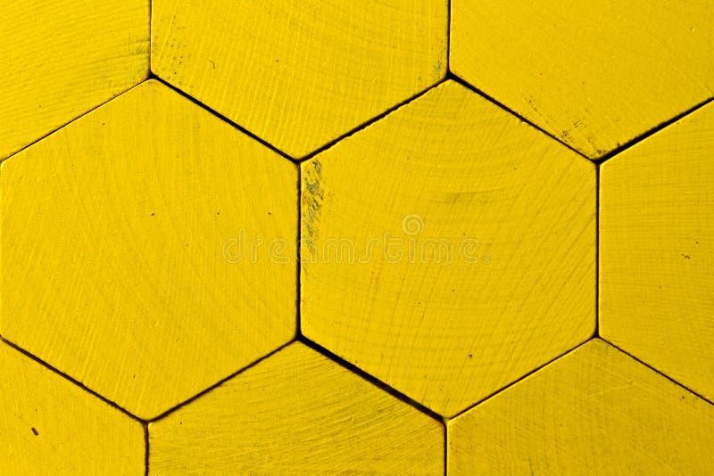 Het patroon van de honingraat stock foto