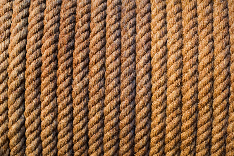 Het patroon van de kabel stock fotografie