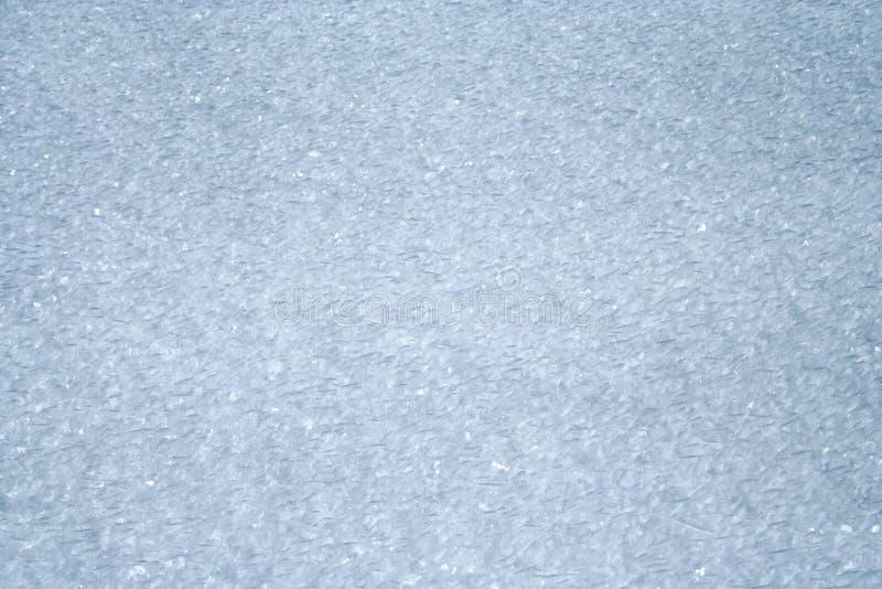Het patroon van de sneeuw royalty-vrije stock fotografie