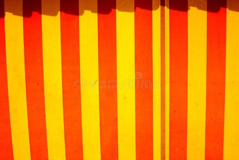Het Patroon van de Tent van het circus royalty-vrije stock foto's