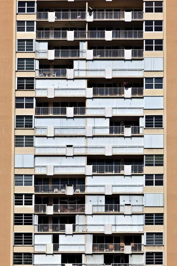 Het patroon van flats royalty-vrije stock foto's