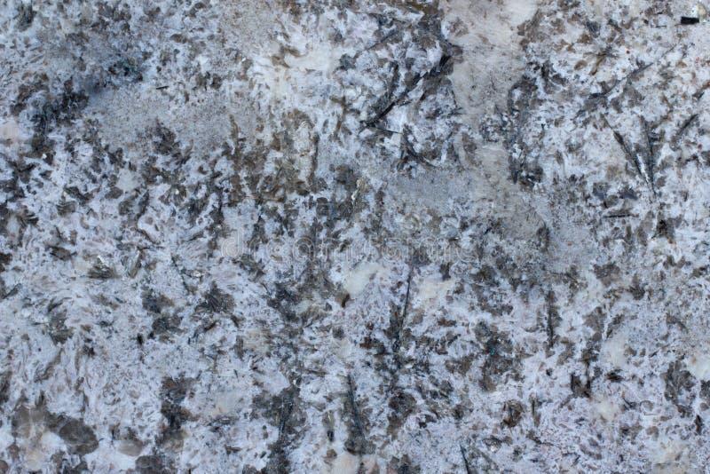 Het Patroon van het graniet met Blauw en Grijs royalty-vrije stock foto