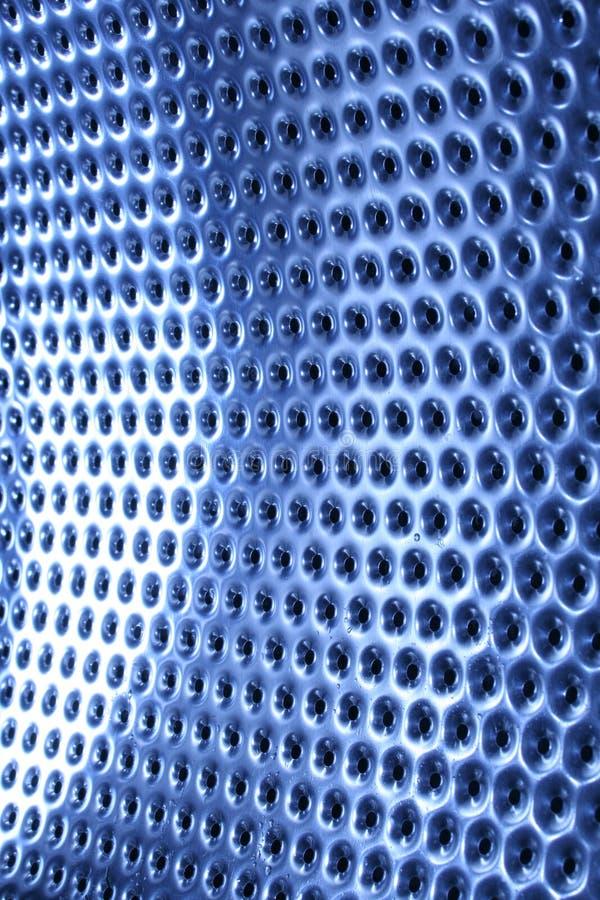 Het patroon van het metaal stock afbeelding