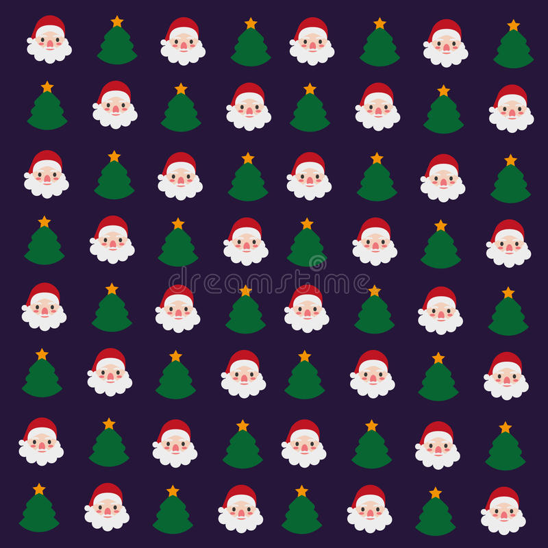 Het patroon van Kerstmis royalty-vrije stock foto