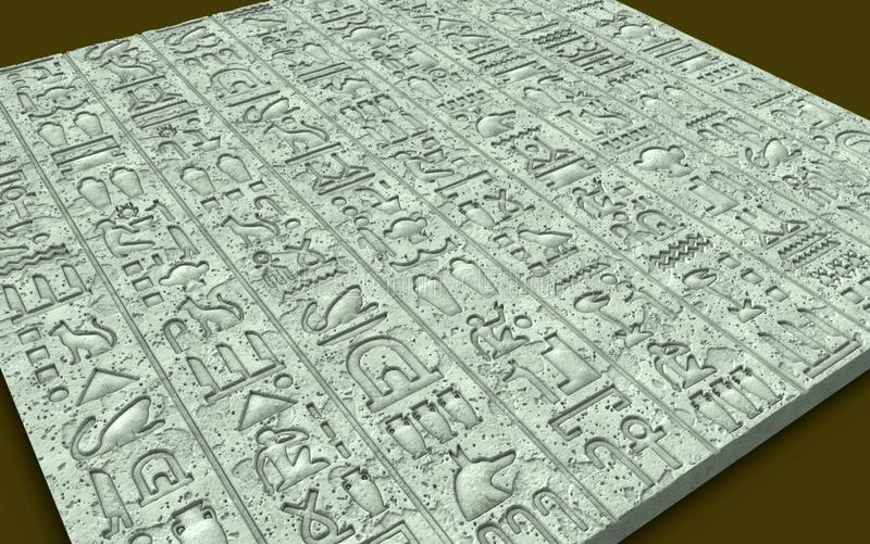 Het patroon voor de verwoording, embleem, embleem, zaken, amulet, voorspelling, toekomst, ornament, houten zwarte, houten, bruin  stock foto