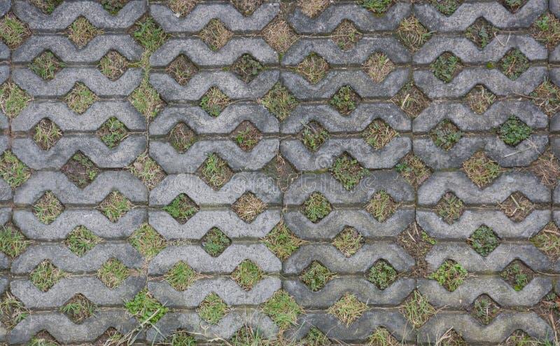 Het patroonachtergrond van de baksteenworm stock afbeeldingen