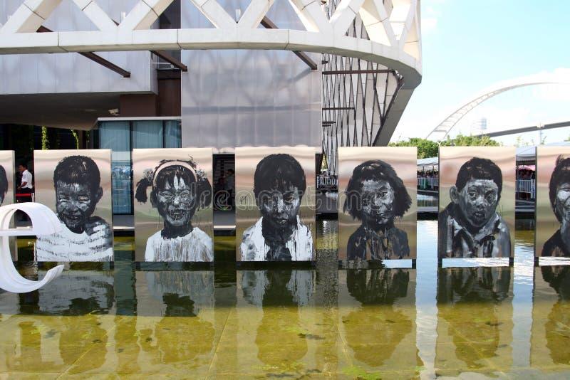 Het paviljoen van Frankrijk royalty-vrije stock foto's