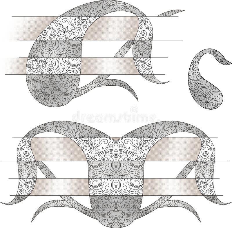 Het perfecte naadloze ontwerp van Paisley Decoratief ontwerp vector illustratie