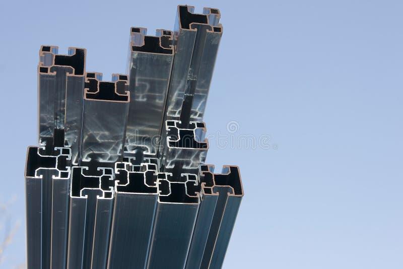 Het Photovoltaic module bevestigen royalty-vrije stock afbeeldingen